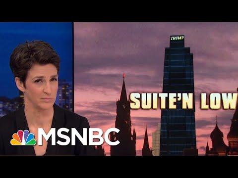 Michael Cohen Knowledge A 'Very Dangerous Threat' To President Donald Trump | Rachel Maddow | MSNBC