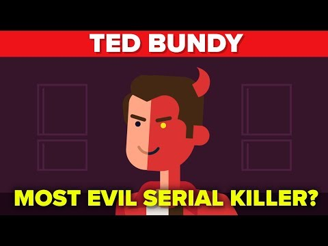 America's Most EVIL Serial Killer - Ted Bundy
