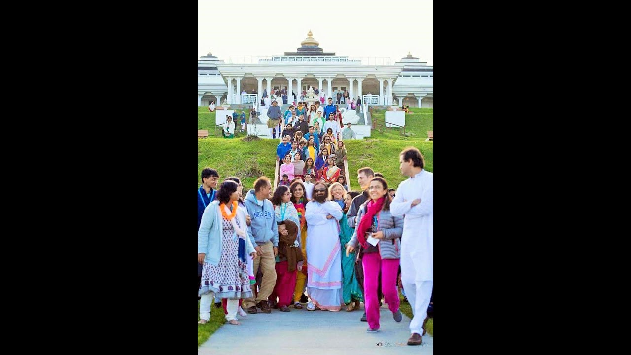 Attrayant Sri Sri Ravi Shankar Guruji At The Art Of Living Retreat Center Boone NC