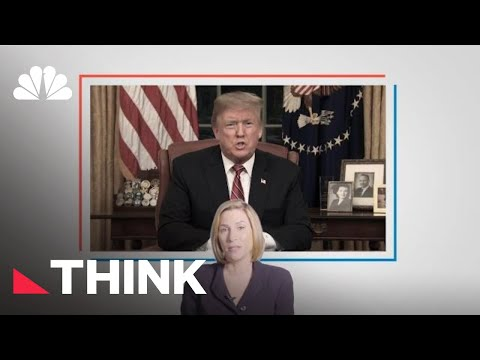 Why President Donald Trump's Primetime Border Wall Speech Was Such A Failure   Think   NBC News