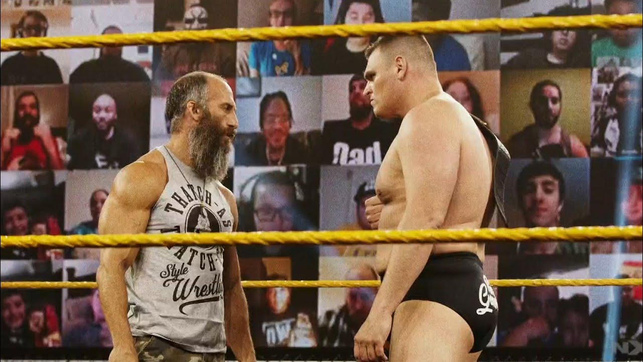WALTER and Tommaso Ciampa fight for their legacies: NXT TakeOver Stand & Deliver, April 7, 2021