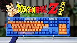 Dragon Ball Z Mechanical Keyboard!