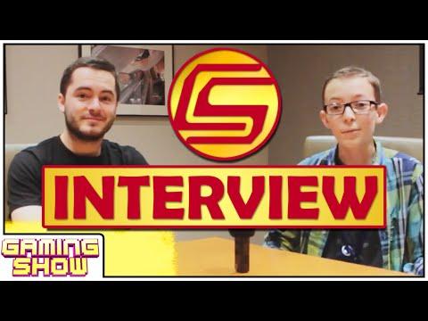 Captainsparklez Interview!