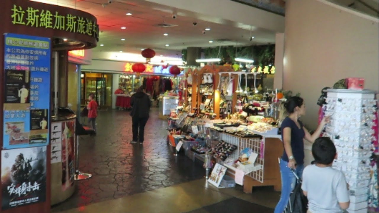 Walking Mall In Chinatown Las Vegas Vlog Youtube