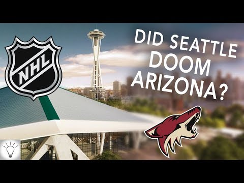 How the Seattle Expansion Will DOOM the Arizona Coyotes! (NHL) (Theory)