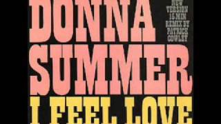 Donna Summer - I feel Love - Patrick Cowley remix 7