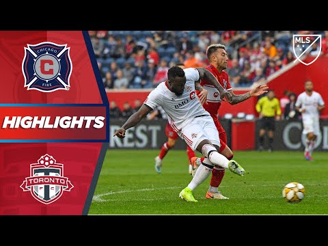 Chicago Fire Vs. Toronto FC   Are Chicago Fire's Playoff Hopes Still Alive?   HIGHLIGHTS