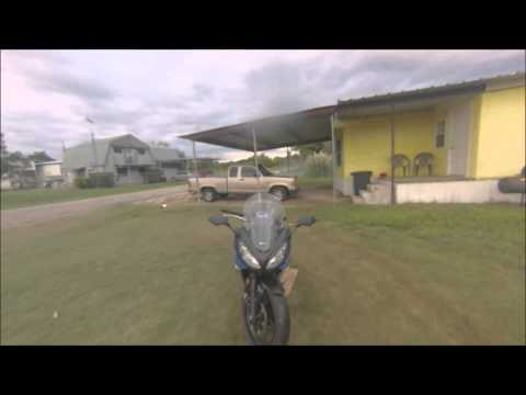 Zero Gravity Sport Touring Windscreen Review...2013 Kawasaki Ninja 650