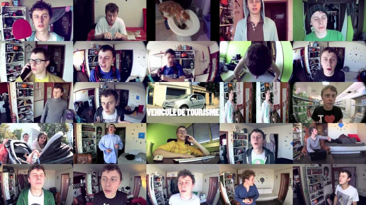 """Tous les """"Norman fait des vidéos"""" en même temps!"""