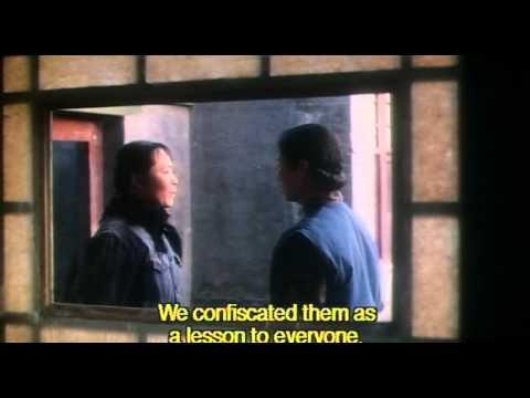 藍風箏 The Blue Kite 1992 - YouTube