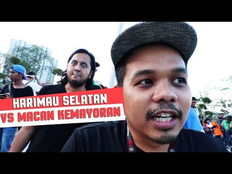 JDT vs Persija Jakarta (Harimau Selatan vs Macan Kemayoran) | Piala AFC 2018 | #AkuTurunStadium