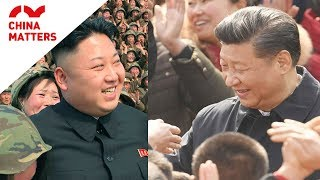 Are China and North Korea friends?