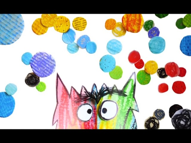 The Colour Monster Song Youtube