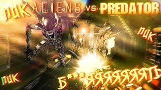 ЛАБОРАТОРИЯ БИШОПА #2 ➤ Aliens versus Predator ➤ Максимальная сложность