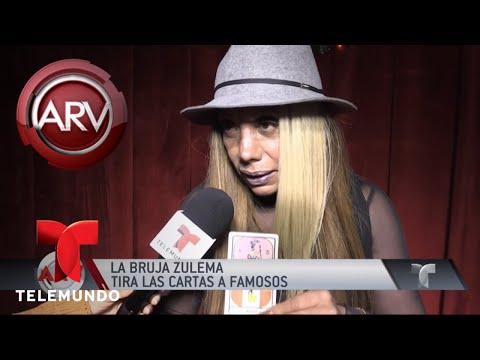 Predicciones de la Bruja Zulema para 2018 | Al Rojo Vivo | Telemundo