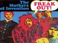 Anyway The Wind Blows (Subtitulado) - Frank Zappa & MOI (Freak Out!)