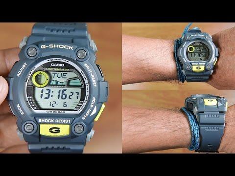 Casio G-SHOCK G-7900-2 - UNBOXING - YouTube d6b2a8e132941
