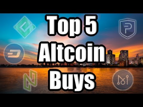TOP 5 ALTCOINS TO BUY IN MAY 2019!!! Masternode Edition | Best Crypto to Invest Q2 2019! [Bitcoin]