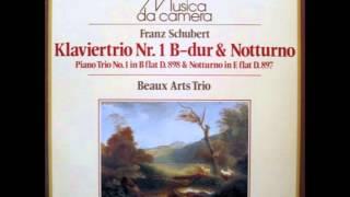 Franz Shubert - Beaux Arts Trio