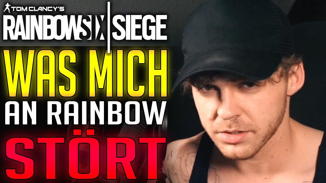 Was MICH an Rainbow Six STÖRT | Rainbow Six Siege