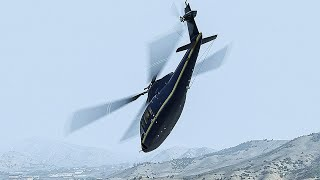 Helicopter Crashes North of Los Angeles | Here