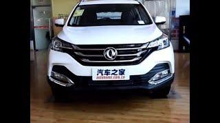 Кроссовер Dongfeng Ax7 2019   Второе Поколение