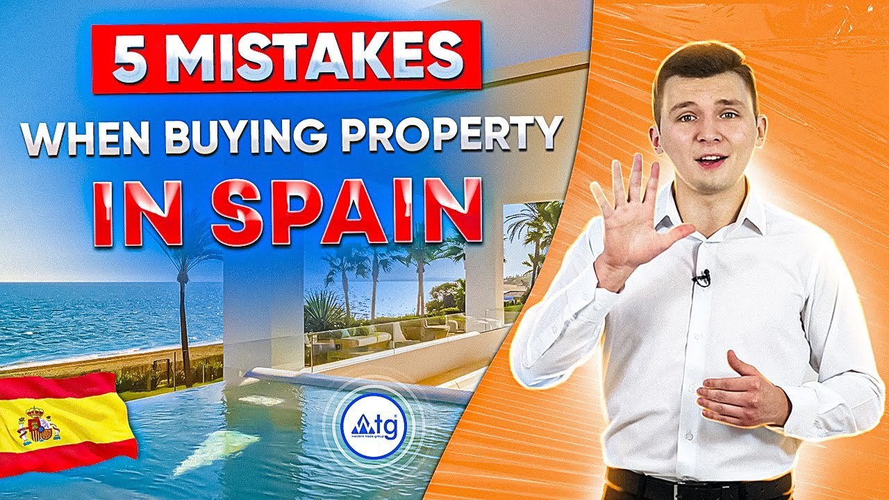 How to avoid mistakes while purchasing property in Spain