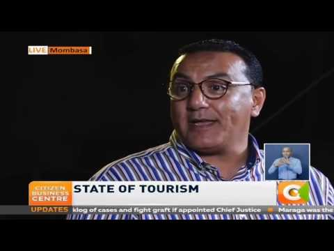 The Business Center: State of Tourism in Kenya