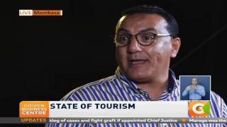 Business Centre: State of Tourism