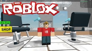 ESCAPE MR. CRAZY'S BARBER SHOP!!! | Roblox