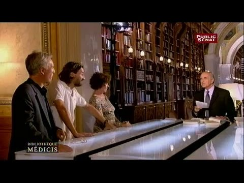 La rentrée littéraire - Bibliothèque Médicis (16/09/2011)