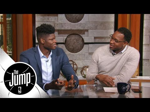 NBA Draft Prospect Mo Bamba Reveals Who He Can't Wait To Play Against In League | The Jump | ESPN