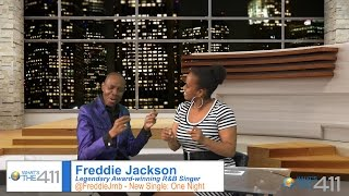 Freddie Jackson, is Back, and He is Sending Love Signals    What's The 411   MUSIC