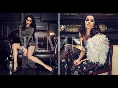 Everything it took to create Shraddha Kapoor's Femina cover
