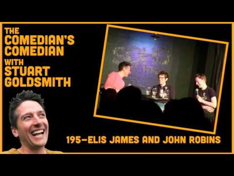 The Comedian's Comedian  -195 - Elis James and John Robins (Live from Soho Theatre)