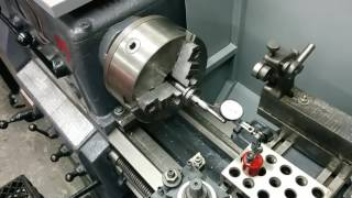 bison 8 3 jaw lathe chuck run out issues