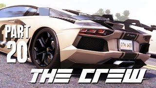 The Crew Walkthrough Part 20 - RACING FOR THE SOUTH (FULL GAME) Let