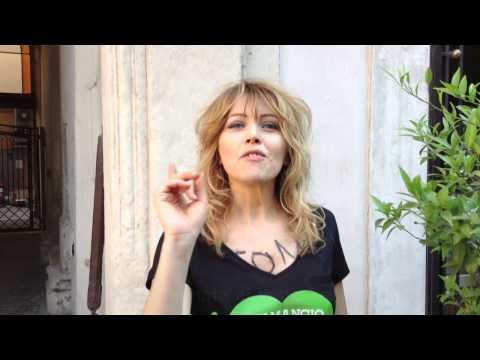Loredana Cannata invita al VeganFest 2013