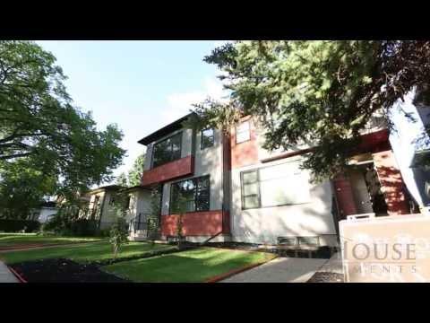 Modern New Home in Killarney, Calgary, Alberta - Treehouse Developments