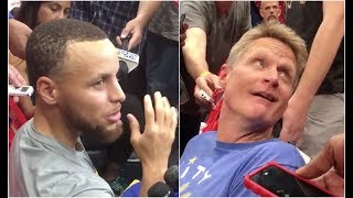Stephen Curry doesn't buy Barkley's apology to Draymond,  Steve Kerr doesn't take him seriously
