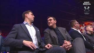 Aleksei Papin — Israel Duffus  Папин — Дуффус  Полный бой HD   Мир бокса