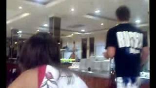 MANGIATA GRATIS IN HOTEL 5 STELLE parte 2