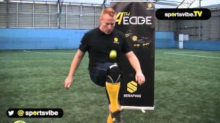 Dan Magness Gets Busy With Sportsvibes Balls
