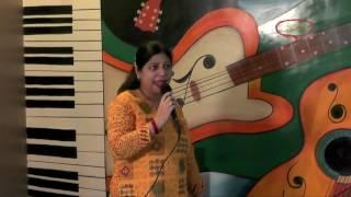 Aaiye Meharbaan | Aaiye Meharbaan | Ajivasan Karaoke Club | January 2017 | Khusnuma Desai | AJIVASAN