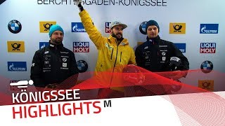 Axel Jungk storms to home soil win in KÖnigssee | IBSF Official