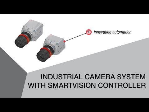 Industrial Camera and SmartVision Controller Vision Solutions