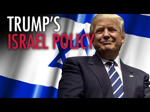 Dr. Daniel Pipes: Trump's Israel policy