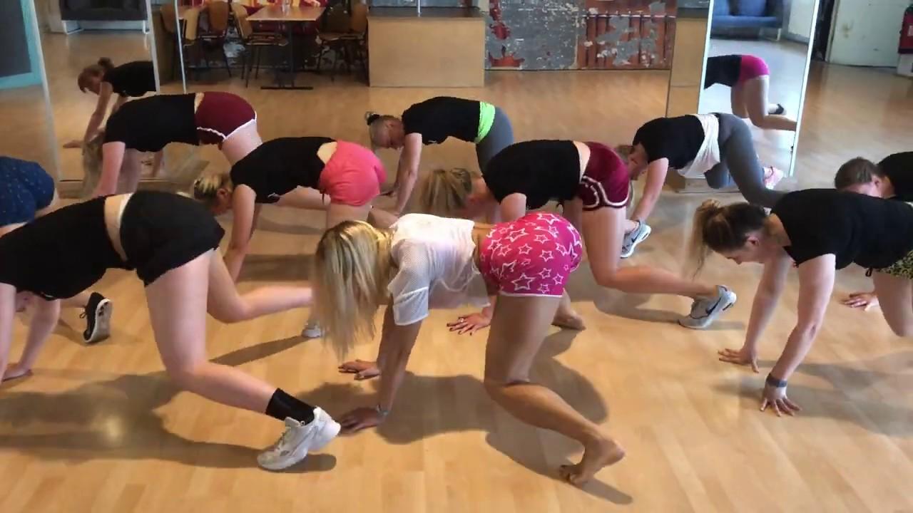 Aerobic zum Abnehmen tanzen Merengue Video