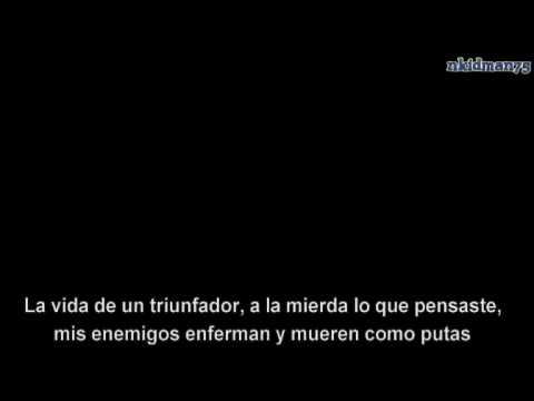 Tupac - You can't see me Subtitulada traducida