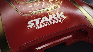 Tello Iron Man Edition Assembled